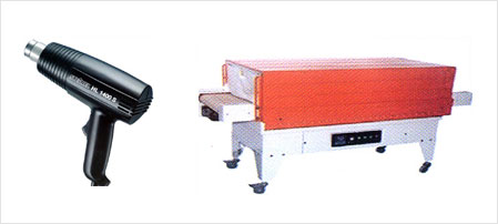 Shrink Wrapping Equipments
